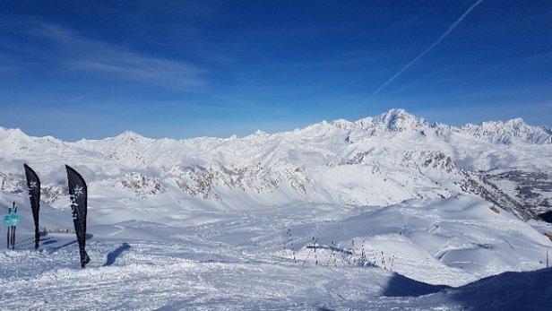 Les Arcs - Superbe station pour le ski et paysages plein les yeux - © DJMJ10
