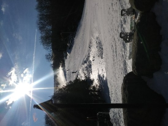 Camelback Mountain Resort - awesome day till about noon...then it got too packed....all good still - © anonymous
