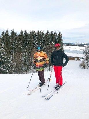 Winterberg Skiliftkarussell - noch okay  - © Otti