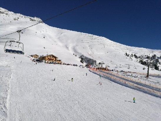 Obereggen - Pampeago - Predazzo - Giornate fantastiche dopo la nevicata del 2 e 3 febbraio - © Stef@no