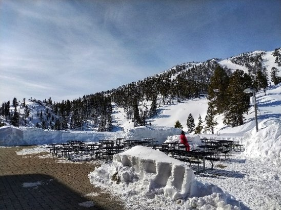 Mt. Rose - Ski Tahoe - Beautiful day, lots of snow! - © anonymous
