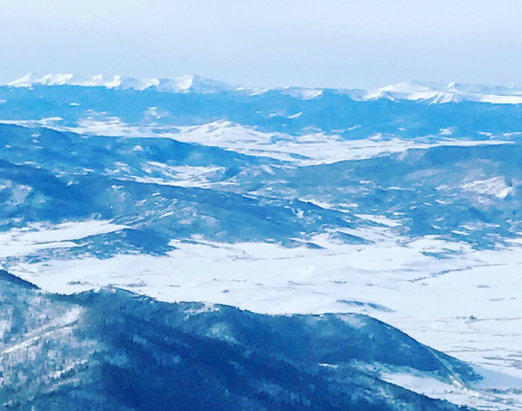 Steamboat - Those who say it's flat simply don't know the mountain. Try chutes, Rolex, westside, vertigo, storm peak, drop out, vortex etc etc.  - © Jeff's