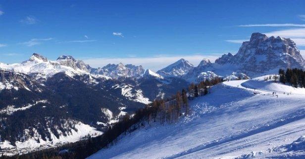 Comprensorio Ski Civetta - ottime piste e neve perfetta!  - © Anonimo