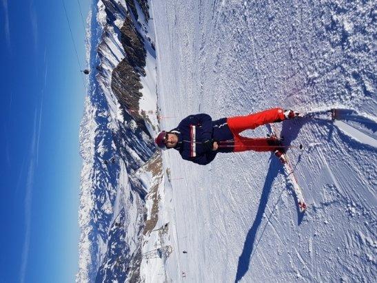 Kitzsteinhorn - Kaprun - perfekter Ski Tag!Wetter und Pisten Top! - © Teufel