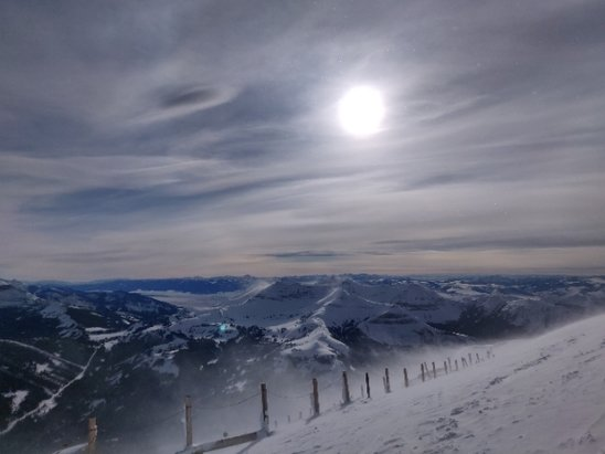 Big Sky Resort - I spent last week at Big Sky. Used my ikon pass and had no problems. Awesome mountain! - © anonymous