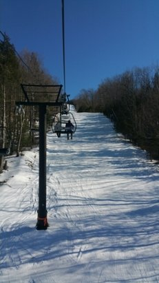 Berkshire East - Great conditions yesterday.  - © anonymous