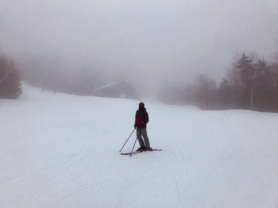 Loon Mountain - Fantastic day on friday! The snow was great for carving.  - © Cam