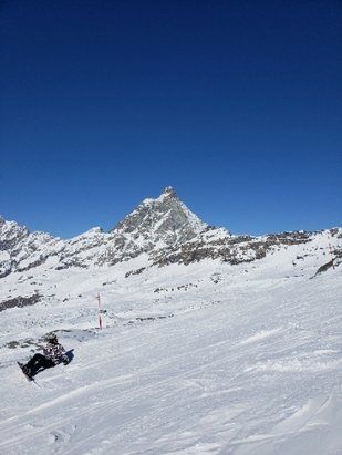 Zermatt - great place - © Jim