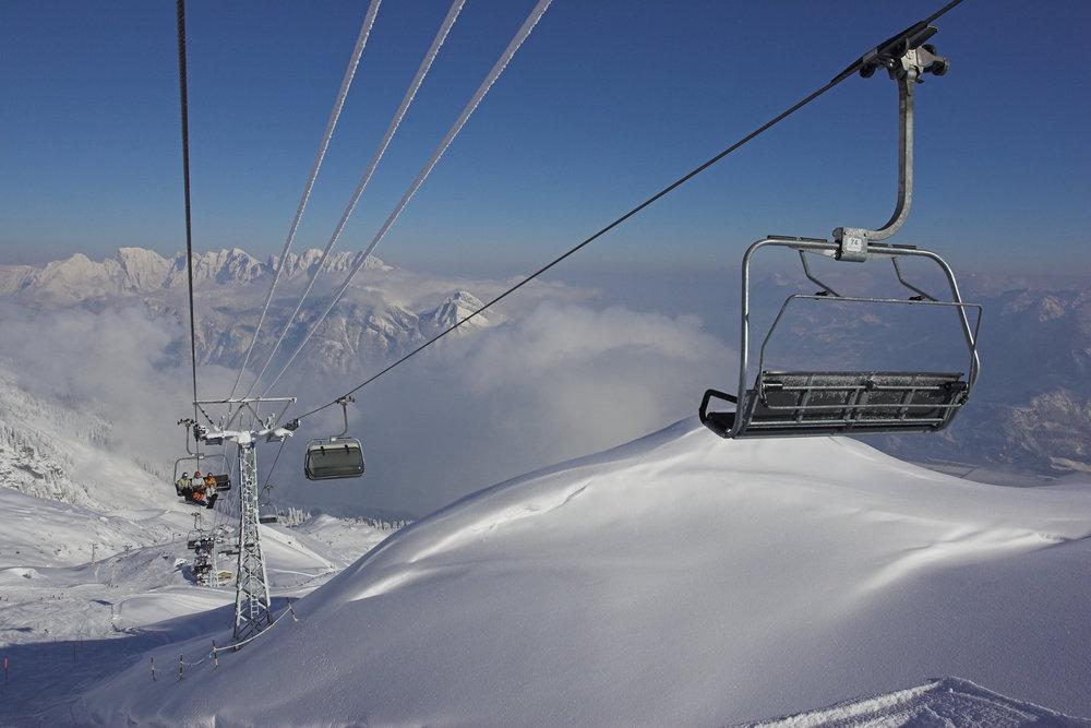 Sesselbahn Gaffia-Pizolhütte - © Pizolbahnen AG