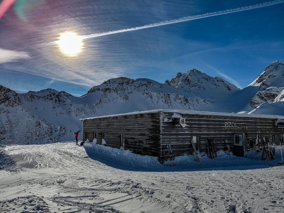 Bergrestaurant Pizol - © Pizolbahnen AG