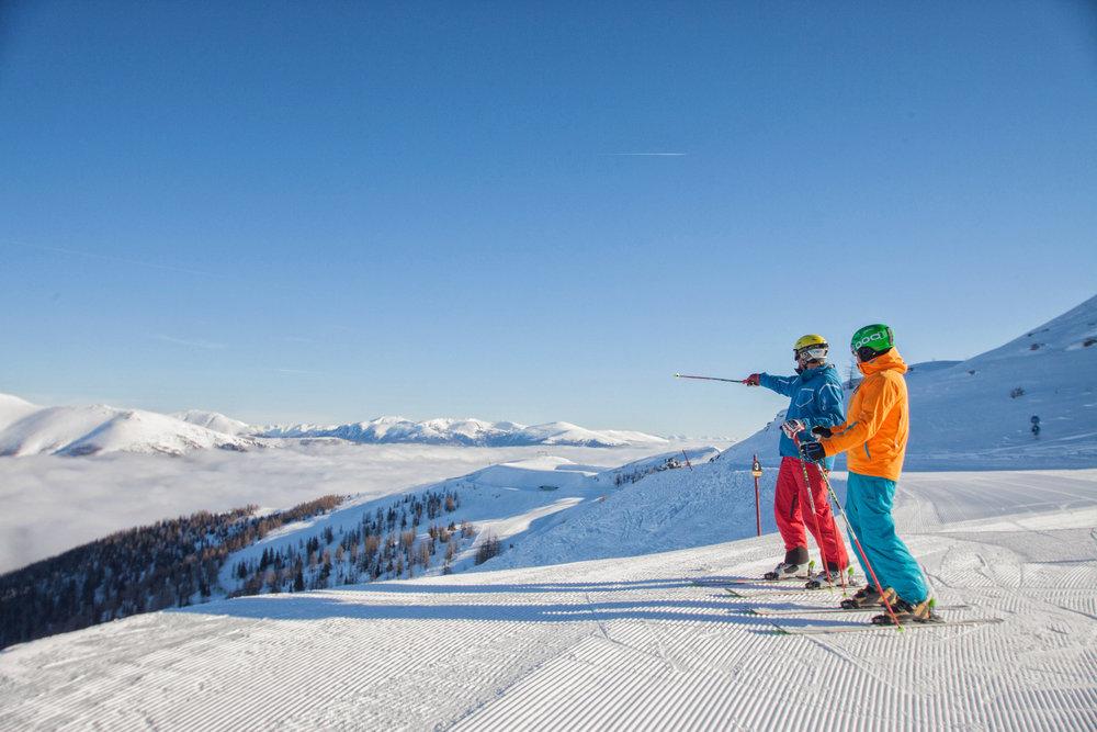 Skifahren in Bad Kleinkirchheim - © Mathias Prägant