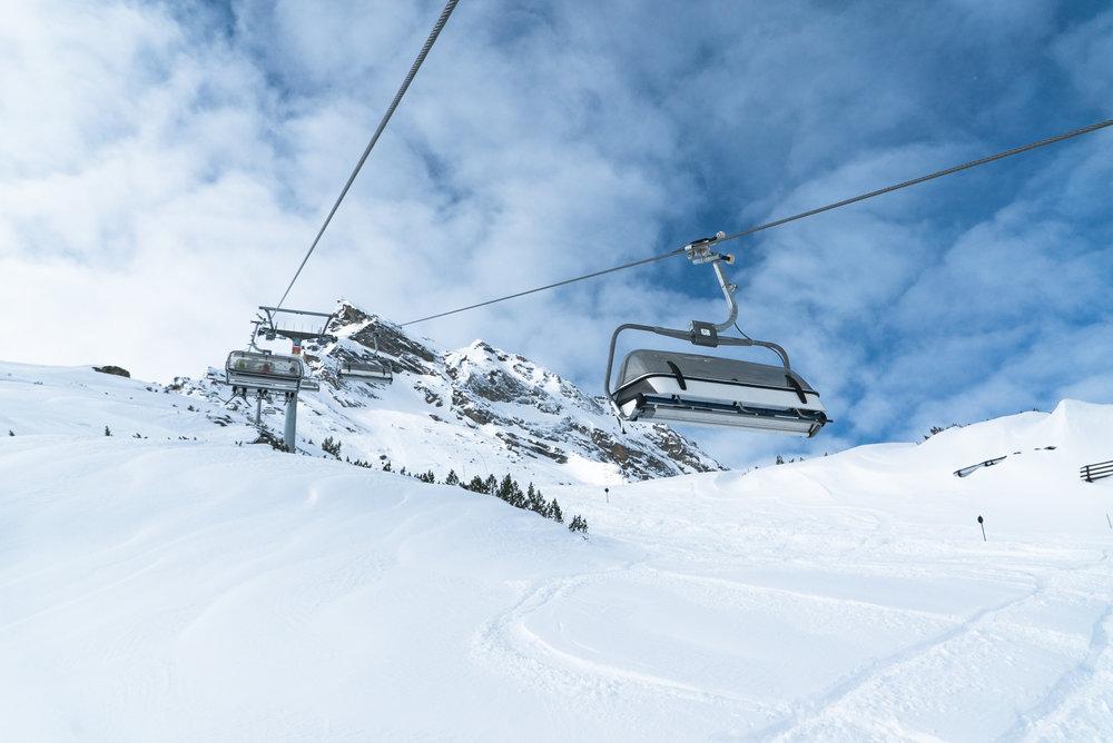 Skigebiet Galtür - © © TVB Paznaun - Ischgl