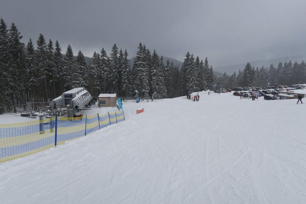 Špindlerův Mlýn 27.2.2020 - © facebook | Skiareál Špindlerův Mlýn