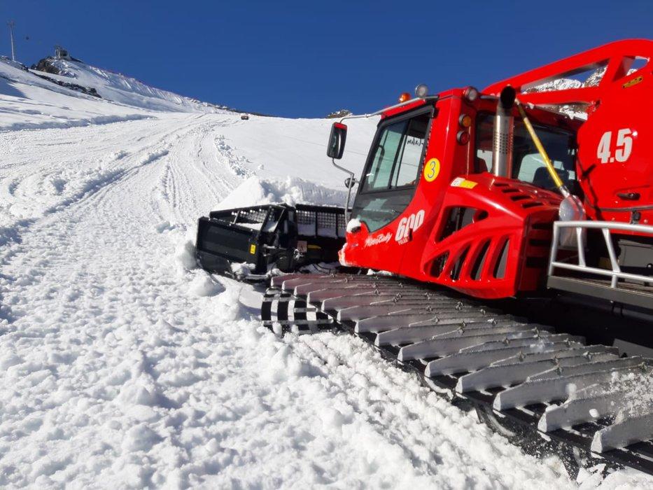 Previsioni neve per i prossimi 3 giorni - © Pitztaler Gletscherbahn GmbH&CoKG