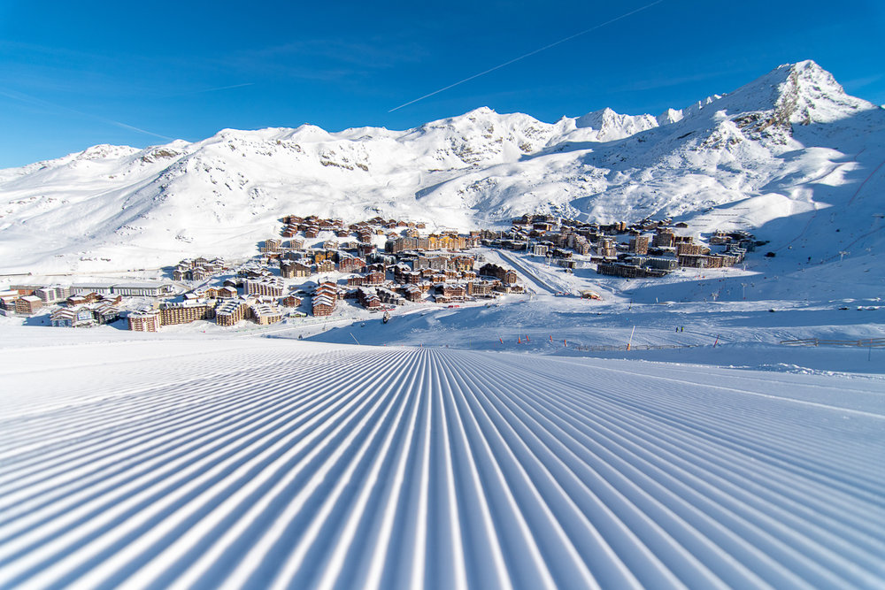 Val Thorens was one of the most searched travel destinations this week - © T. Loubere / OT Val Thorens