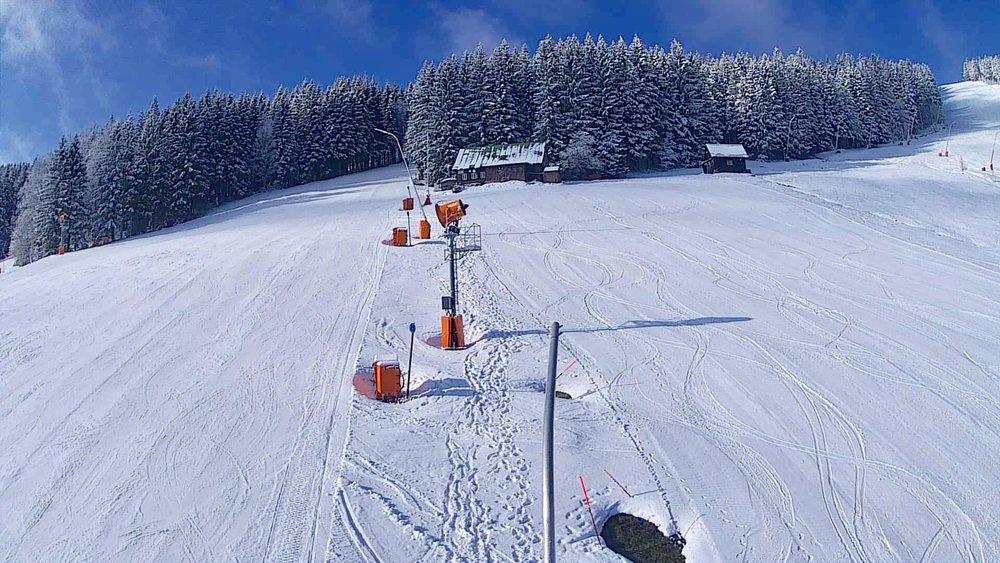 Skiareál Harrachov 4.3.2020 - © facebook | Skiareál Harrachov