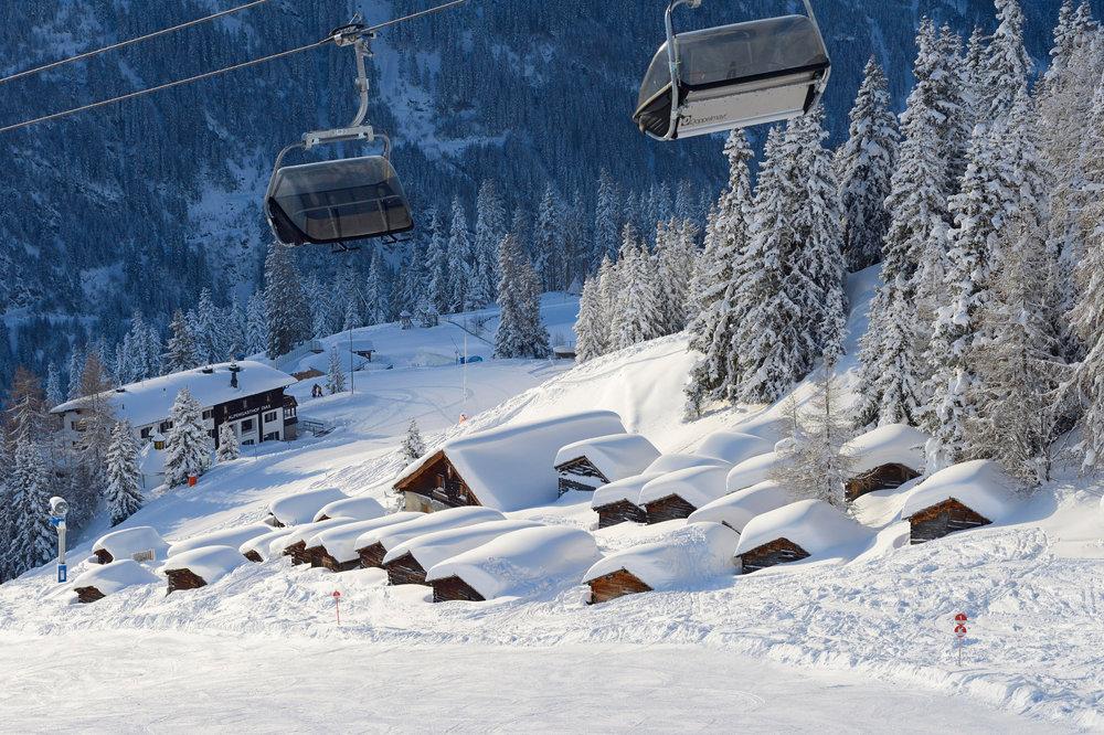 Impressionen aus dem Skigebiet Kappl - © © TVB Paznaun - Ischgl