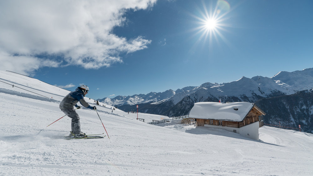 Skifahren in Kappl - © © TVB Paznaun - Ischgl