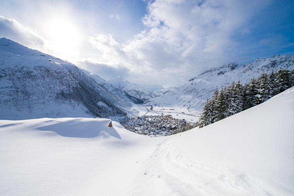 Andermatt-Nätschen - © SkiArena Andermatt-Sedrun