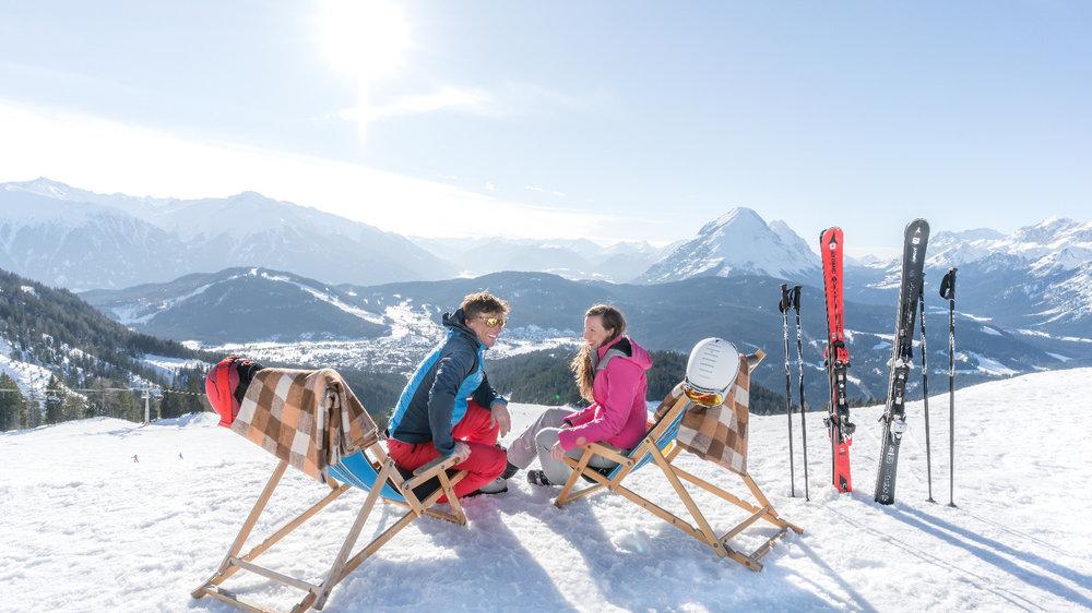 Ausblick von der Rosshütte - © Olympiaregion Seefeld
