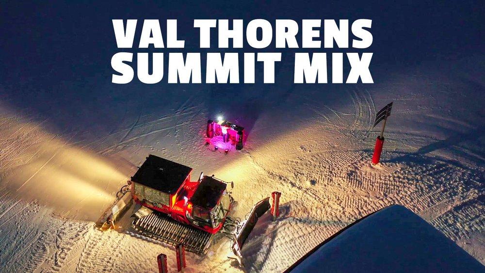 Val Thorens Summit Mix - © OT Tourisme Val Thorens