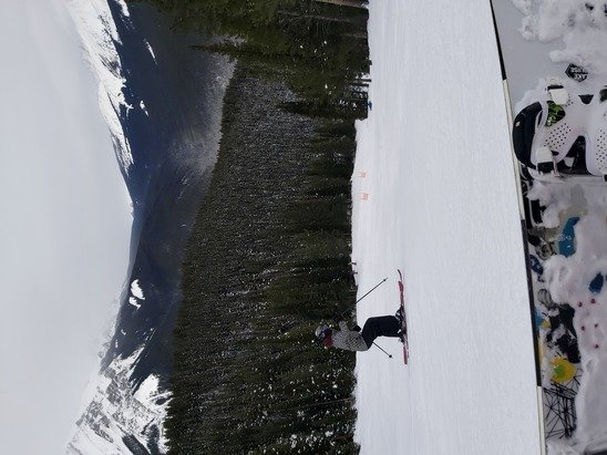 Mt. Norquay - Great day today! - © Anonymous