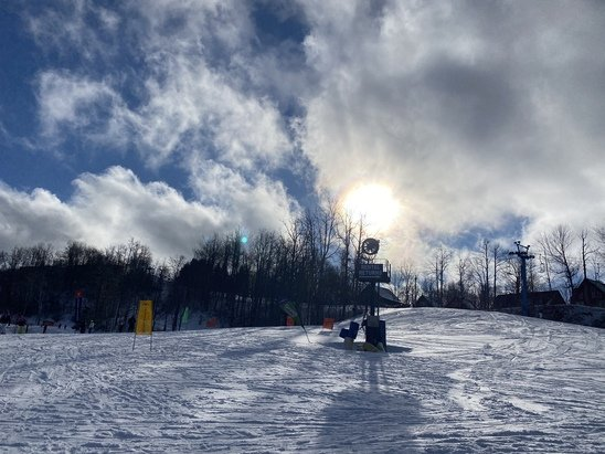 Winterplace Ski Resort - Friday Jan 15 was a nice day. - © Anonymous