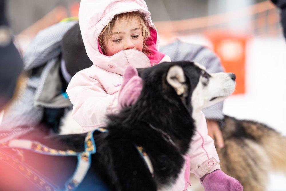 enfant et chien - © Rogier Vanrijn