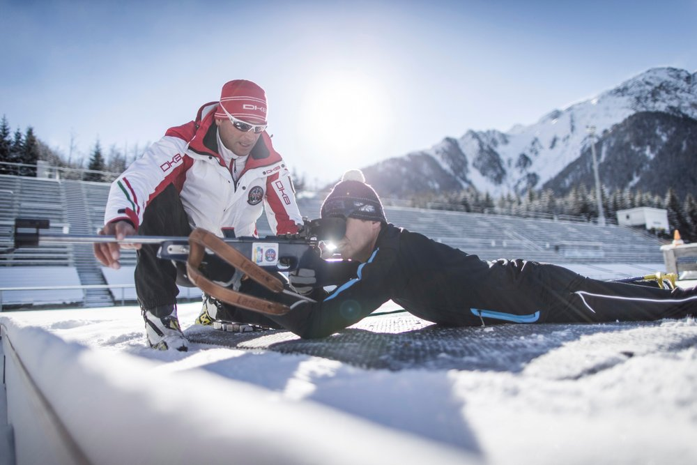 Biathlon - © South Tirol
