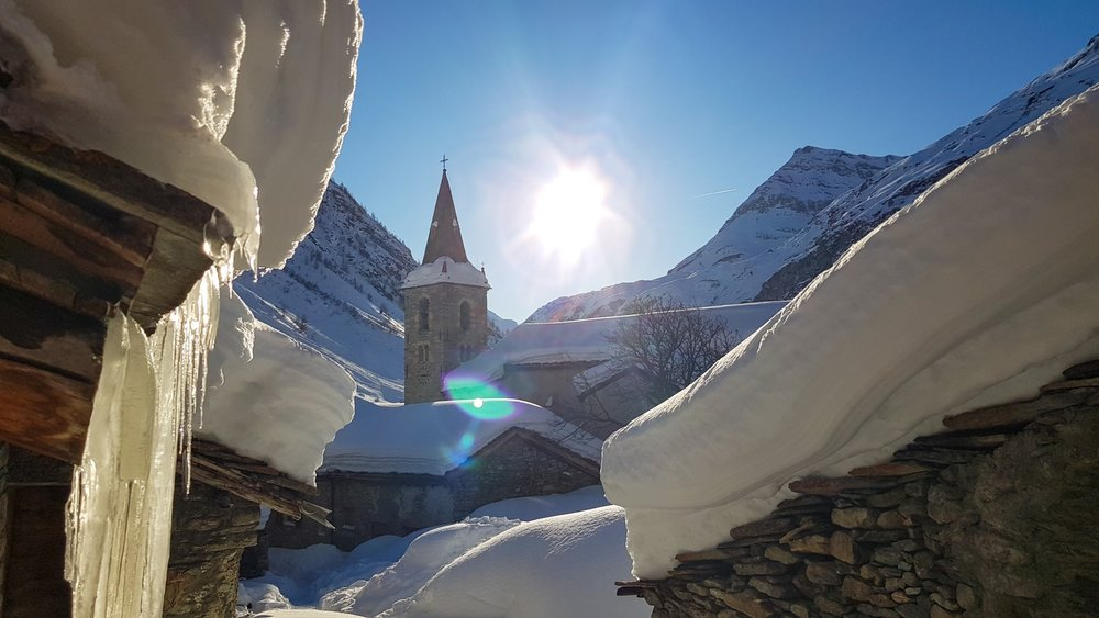 7 december 2020 Bonneval sur Arc - © Facebook