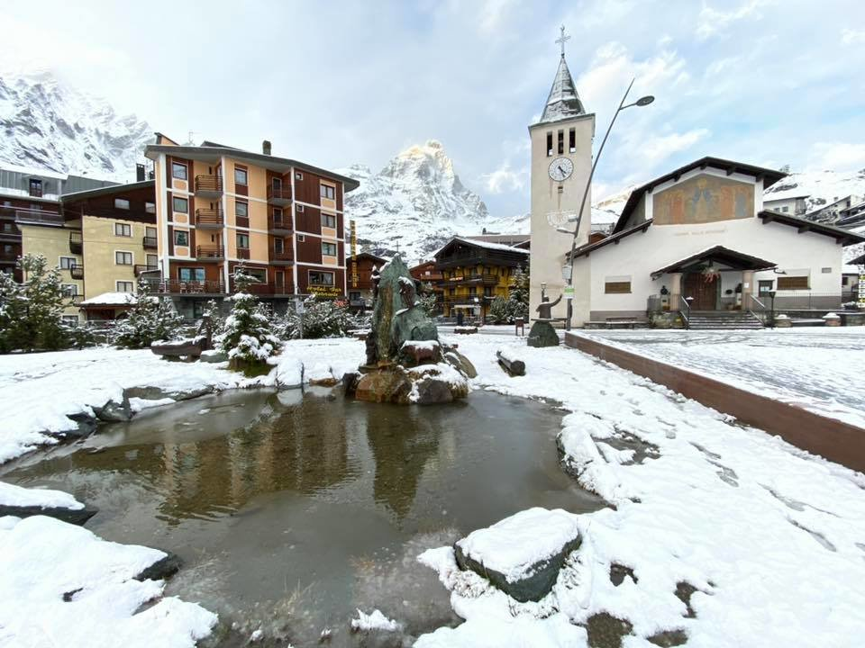 Cervinia 03.11.19 - © Cervinia Valtournenche - Ski Paradise Facebook