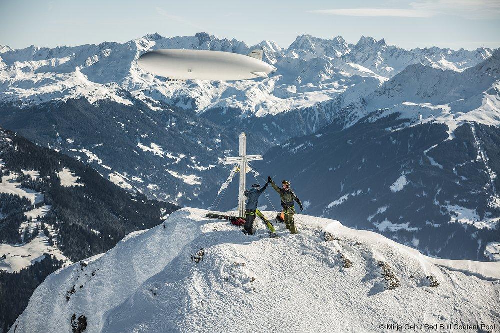 EOFT 2019/2020: Zeppelin Skiing - © Mirja Geh_Red Bull Content Pool