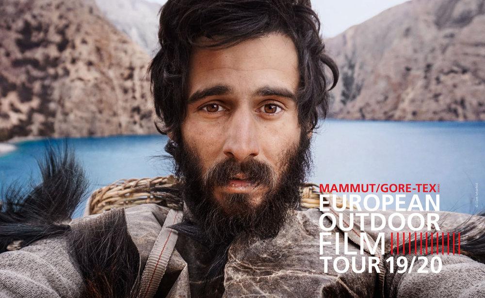 9 cortometraggi a base di outdoor, natura, sport e avventura per una durata totale di 120 minuti. - © European Outdoor Film Tour