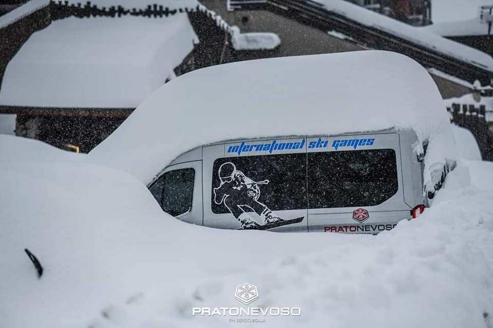 Prato Nevoso 18.11.19 - © Prato Nevoso Ski Facebook