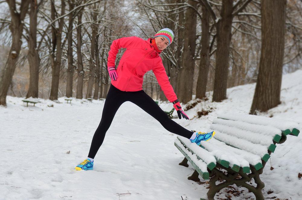 Pratiquer une activité physique régulière en amont de son séjour en montagne constitue le meilleur moyen de diminuer les risques de chute et de blessure au ski - © Luliia Sokolovska - Fotolia.com