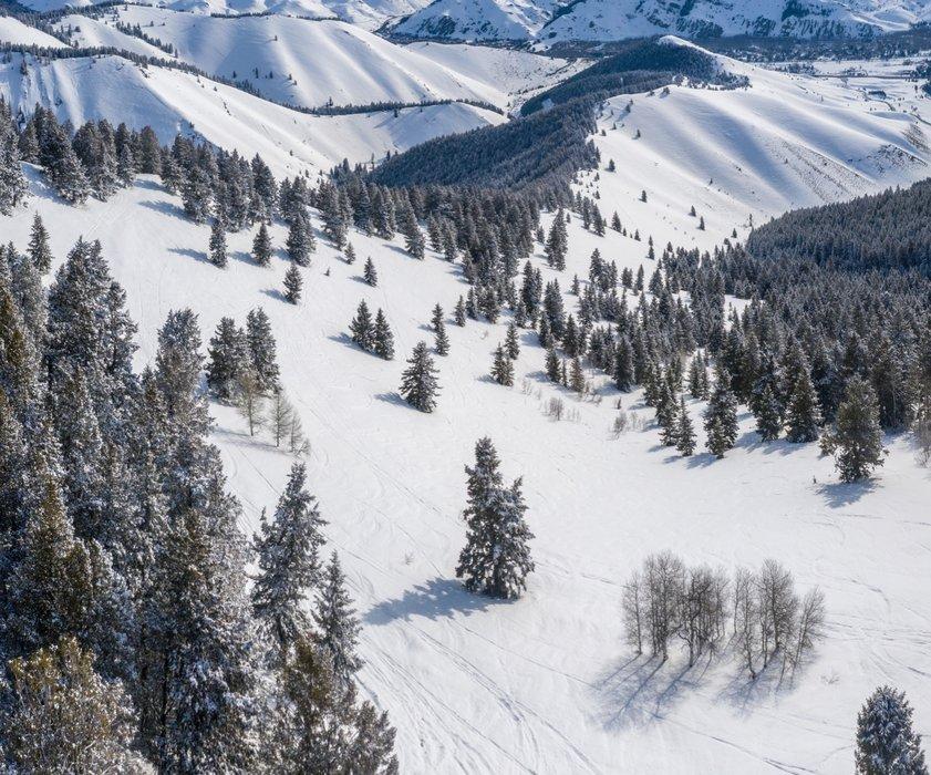 Sun Valley adds new steeps - © Sun Valley Resort photo