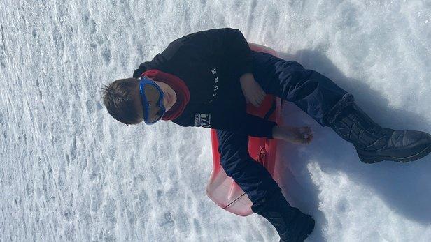 Campo Staffi - Giornata stupenda 18 gradi e tanta neve ❤️☃️☃️☃️ - © Flavio