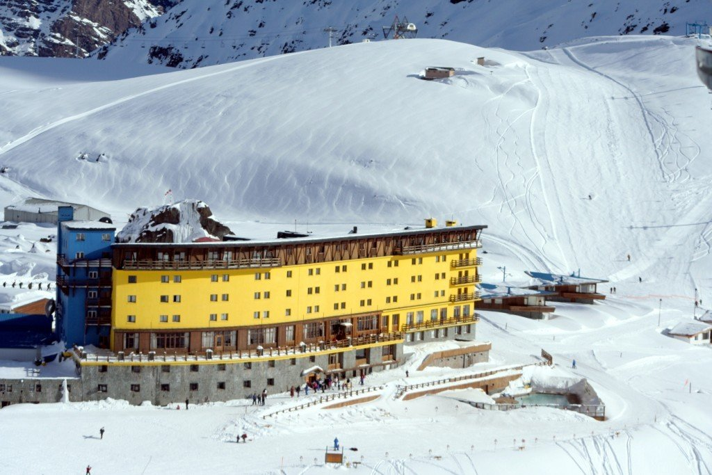 Portillo will welcome skiers