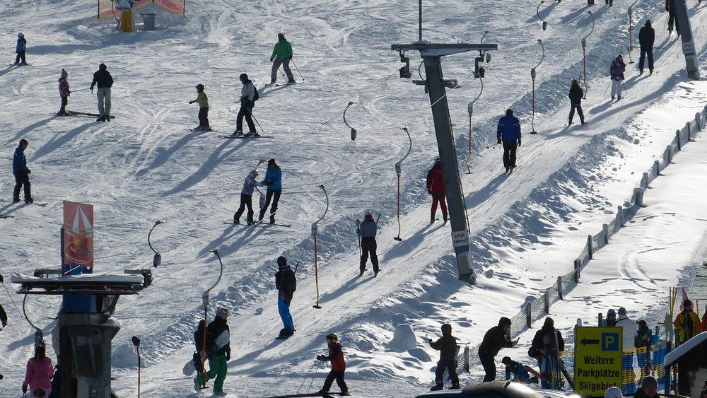 Skigebiet Willingen Dorfwiese - © Skigebiet Willingen