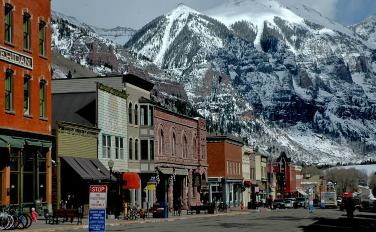 Downtown Telluride is a quick gondola ride from the Hotel Madeline. - ©Hotel Madeline Telluride