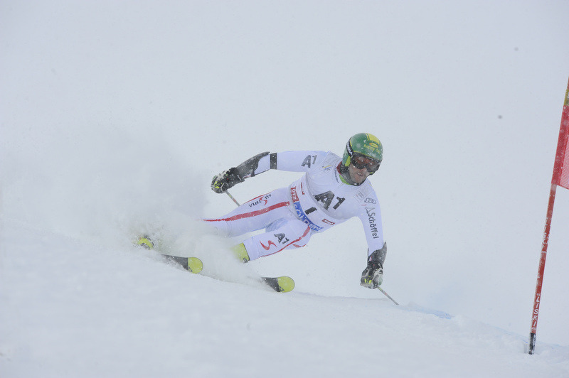 Philipp Schörghofer - Sölden 2012 - © Alain Grosclaude/AGENCE ZOOM