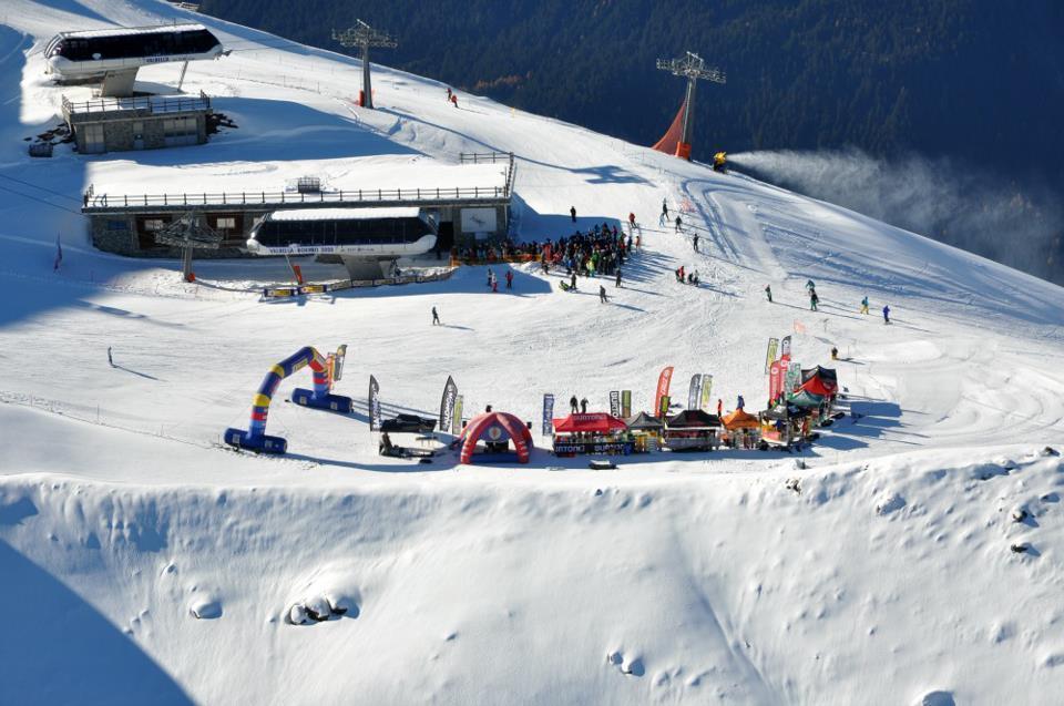 Ski opening in Bormio, Nov 17, 2012 - © Bormio