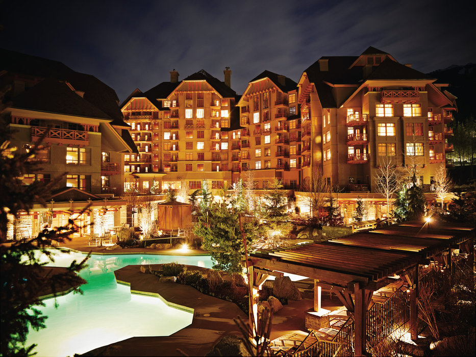 The Four Seasons in Whistler is one of Whistler Blackcombs finest places to stay. - © Four Seasons Resort Whistler