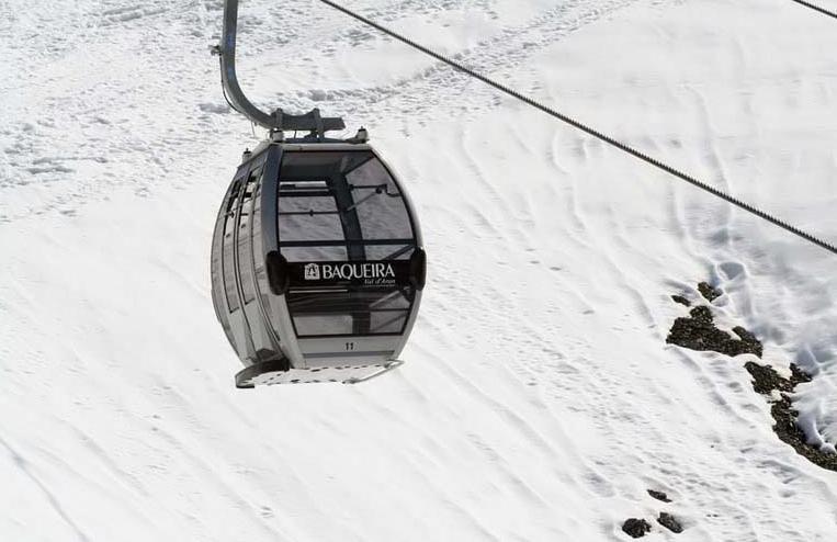 "This image accompanies ""Facelift For Baqueira Ski Area"""