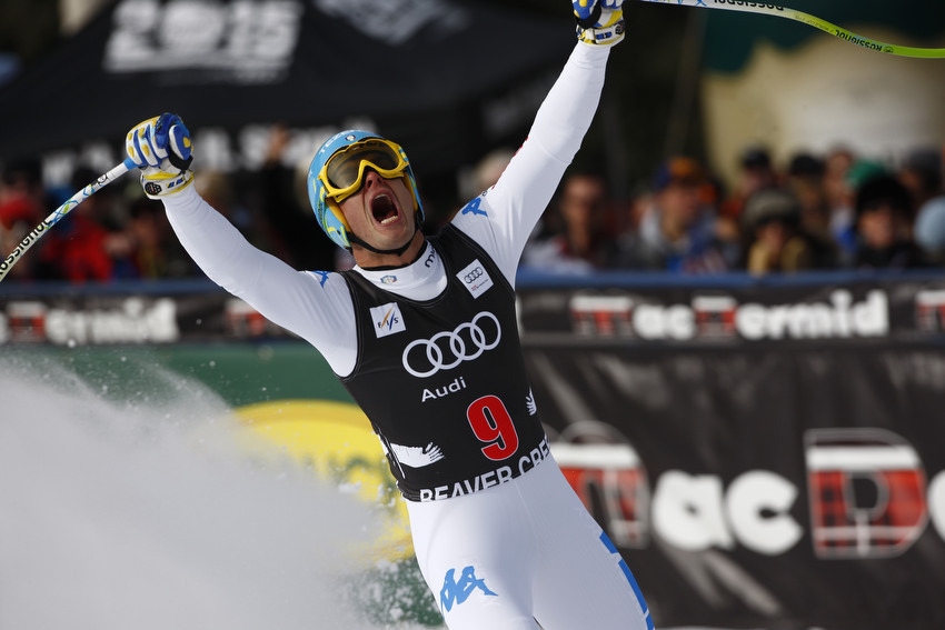Christof Innerhofer - Beaver Creek 2012 - © AGENCE ZOOM