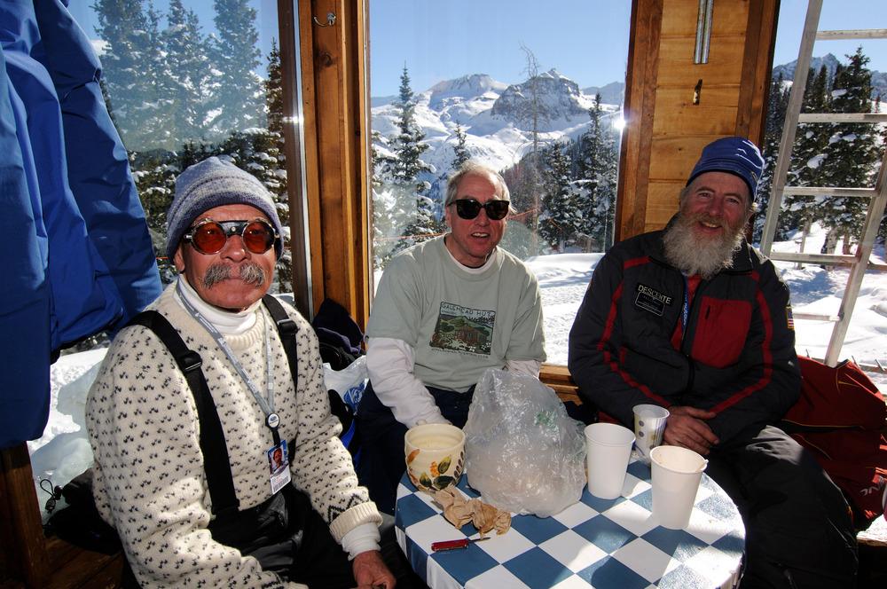 American Skifreaks in Telluride - © Norbert Eisele-Hein