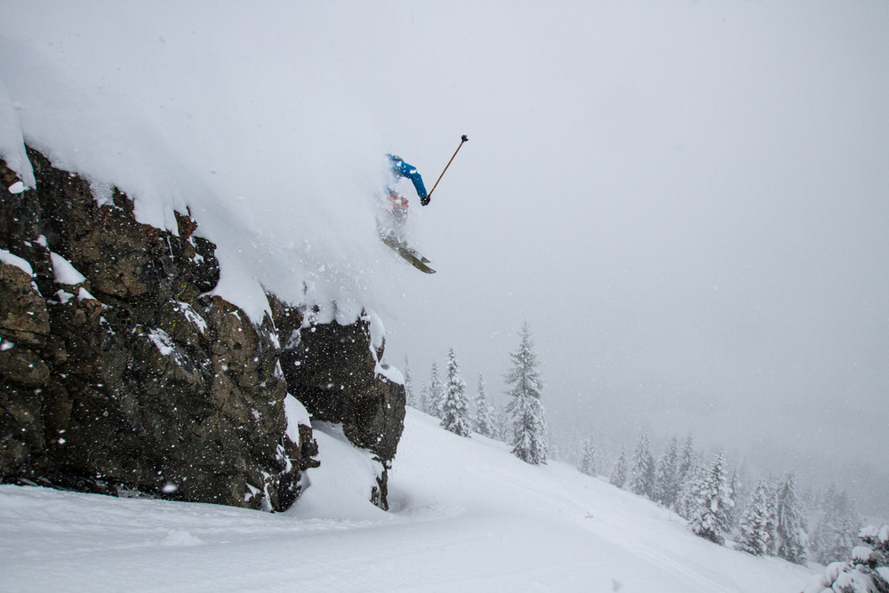 Crystal Mountain - © Liam Doran