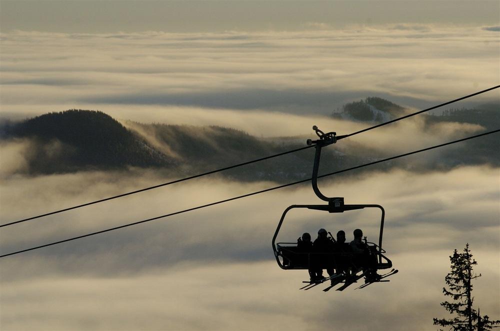 Skiing at Trysil - © Casper Tybjerg - Visitnorway.com