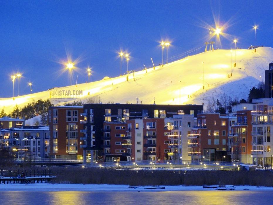 Hammarbybacken - © SkiStar Hammarbybacken