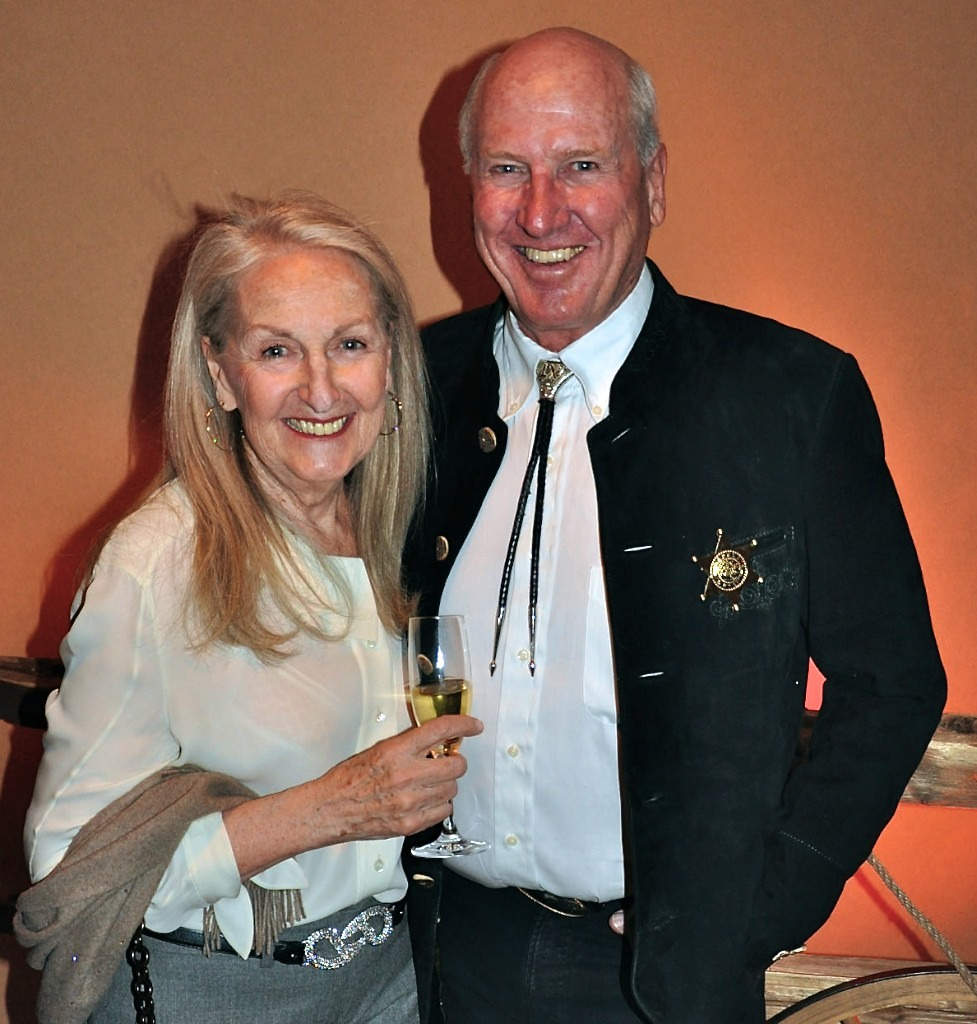 "Style Icons / Dave and Renie Gorsuch: Falling in love as members of the 1960 U.S. Olympic Ski Team, Dave and Renie brought mountain style and elegance to Vail when they opened Gorsuch Ltd. under the Clock Tower on Bridge Street in 1966. The Gorsuches set the standard for the top end, nurturing a sophisticated fashion sense blending the best of the Alps and the Rockies, matching Vail's greater mission and identity. ""I married a girl with very good taste,"" Dave says. The family business (now including their three sons and six grandchildren) has grown to include eight locations and resonates worldwide through an eponymous catalogue with 3.5 million copies mailed annually. Through the years, the Gorsuches supported numerous Vail causes, including the hospital, Vail Mountain School and Ski and Snowboard Club Vail. With roots going back to 1962, when Dave and Renie opened their first store in a vacant gas station in Gunnison, Colo., Gorsuch, Ltd. also celebrates its 50th anniversary this season. ""We never planned an empire,"" says Dave, ""we just went day-to-day."" - © Courtesy of Dave and Renie Gorsuch"